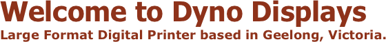 Welcome to Dyno Displays